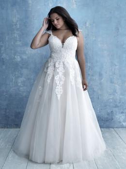 Allure Bridals W467