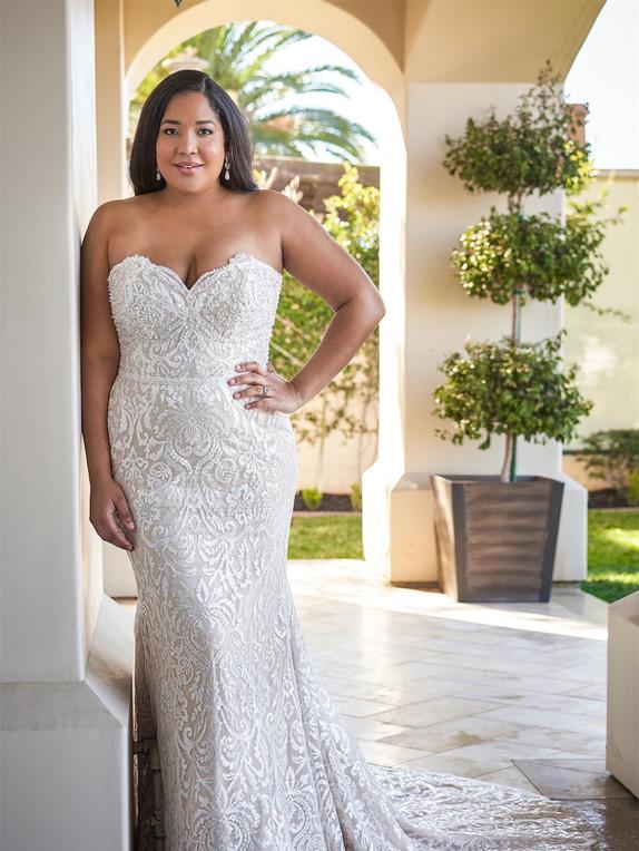 Jasmine Bridal F221065N