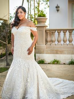 Jasmine Bridal T222058N