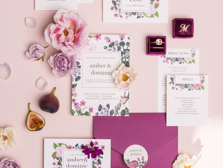 The Details: Wedding Stationery
