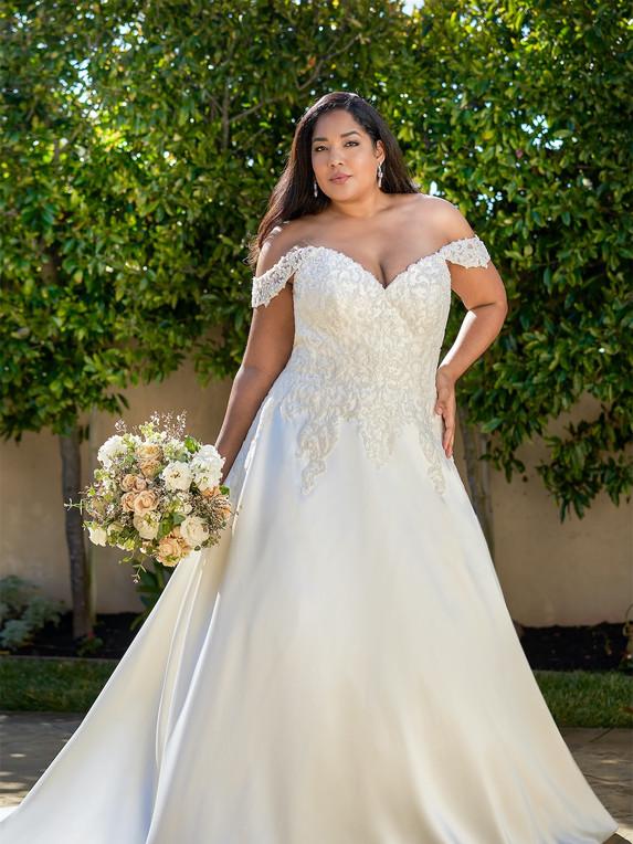Jasmine Bridal F221069N