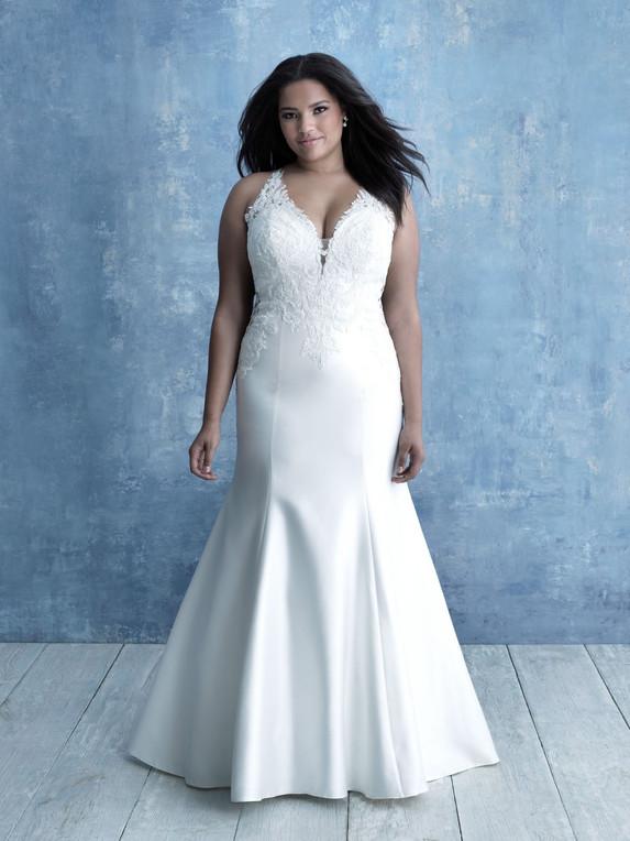 Allure Bridals W463