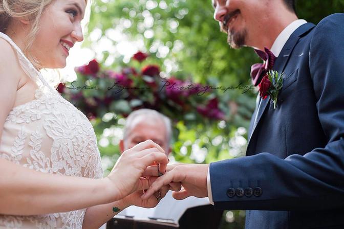 Five Favorite Wedding Day Details