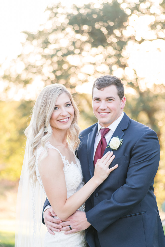 Glamorous Hill Country Wedding