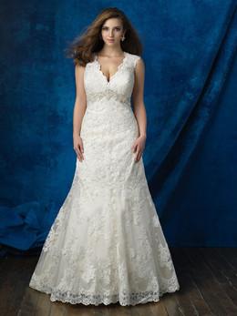 Allure Bridals W386