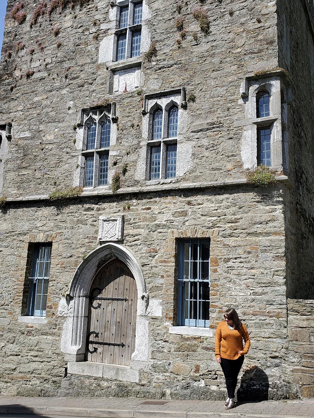 desmond castle in kinsale ireland
