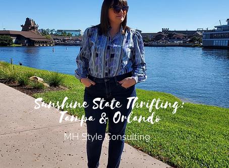 Sunshine State Thrifting: Tampa & Orlando