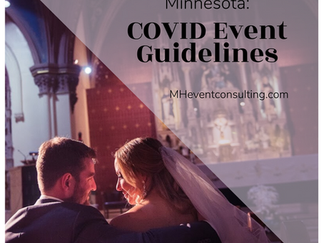 COVID Event Guidelines (as of July 15, 2020)