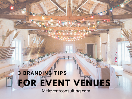 IGtv recap: 3 Branding Tips For Event Venues