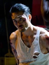 Cuts, Bruises, Blood, Tattoo Aplication