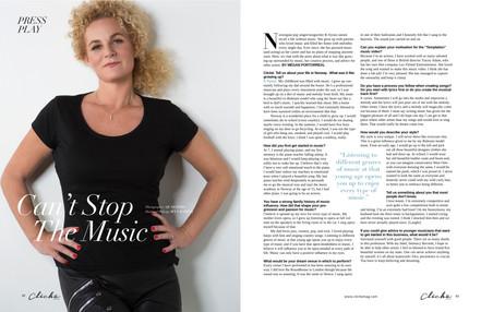Cliché Magazine - K-Syran