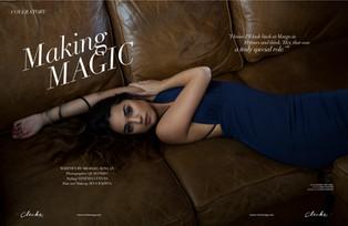 Cliché Magazine - Summer Bishil