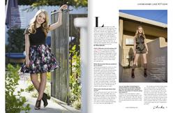 Cliché Magazine - Jade Pettyjohn