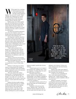 Cliché Magazine - Thomas Barbusca