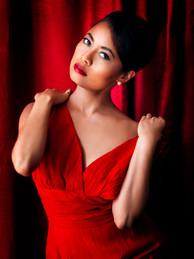 Makeup artist/hair stylist: Ieva Radina Photographer: Andrea Hausmann
