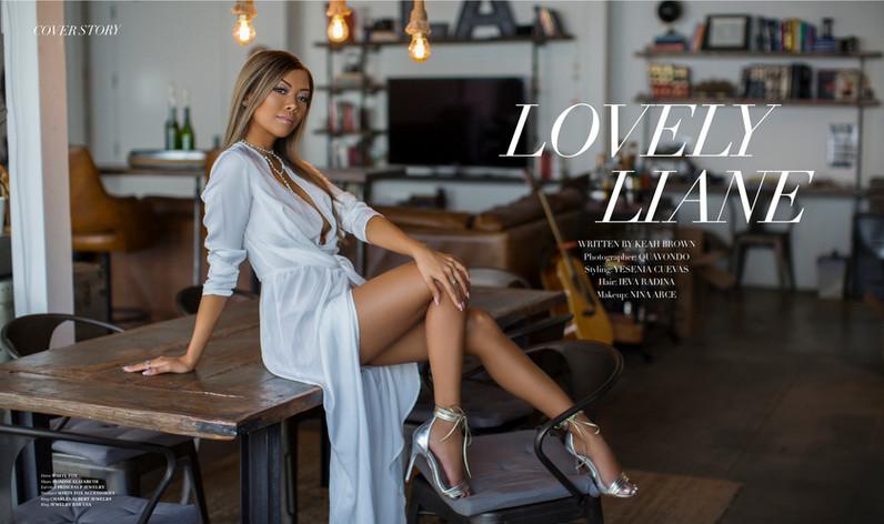 Cliché Magazine - Liane V