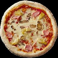 Pizza Capricciosa Parma Pizzeria