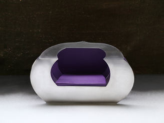 Scimitar with Purple