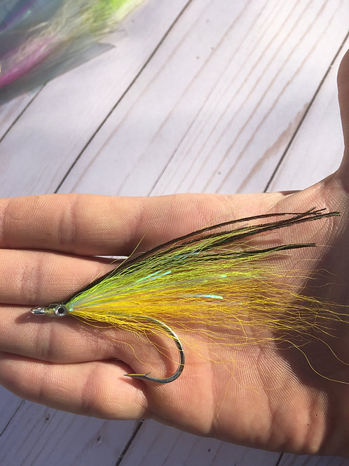 Lemon/Lime Bucktail Teaser