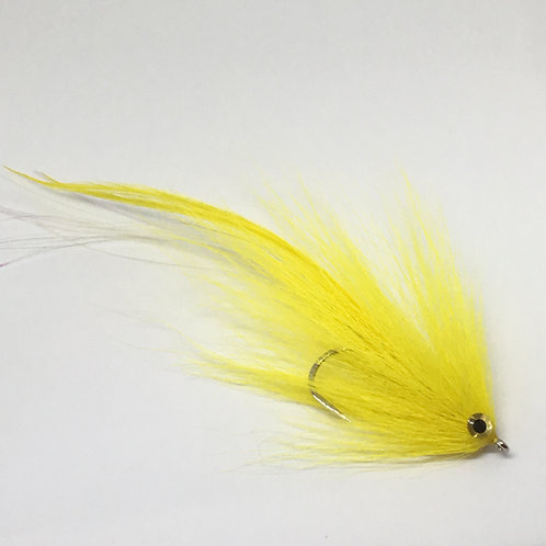 Yellow Hollow Fly 3/0