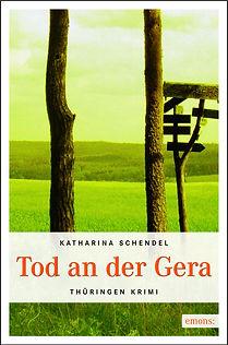 """Buchcover """"Tod an der Gera"""""""