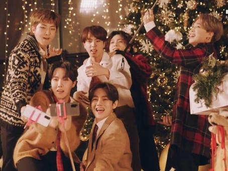 Les idols et leurs chansons de Noël !