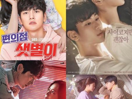Les sorties K-dramas de cet été!