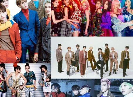 Ces anciens groupes qui ont marqué un tournant dans la Kpop...