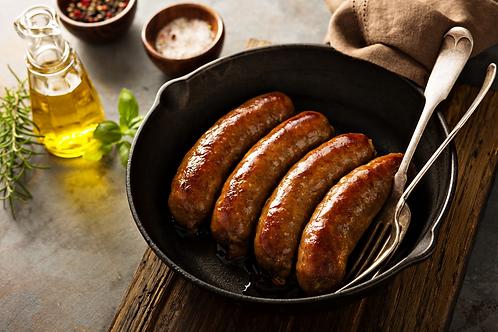 Farmhouse Sausages