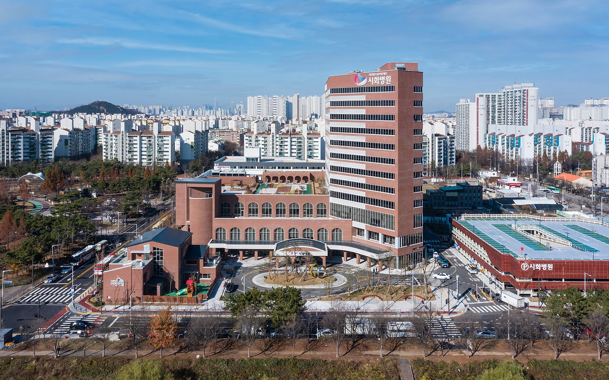 시흥 시화병원 신축