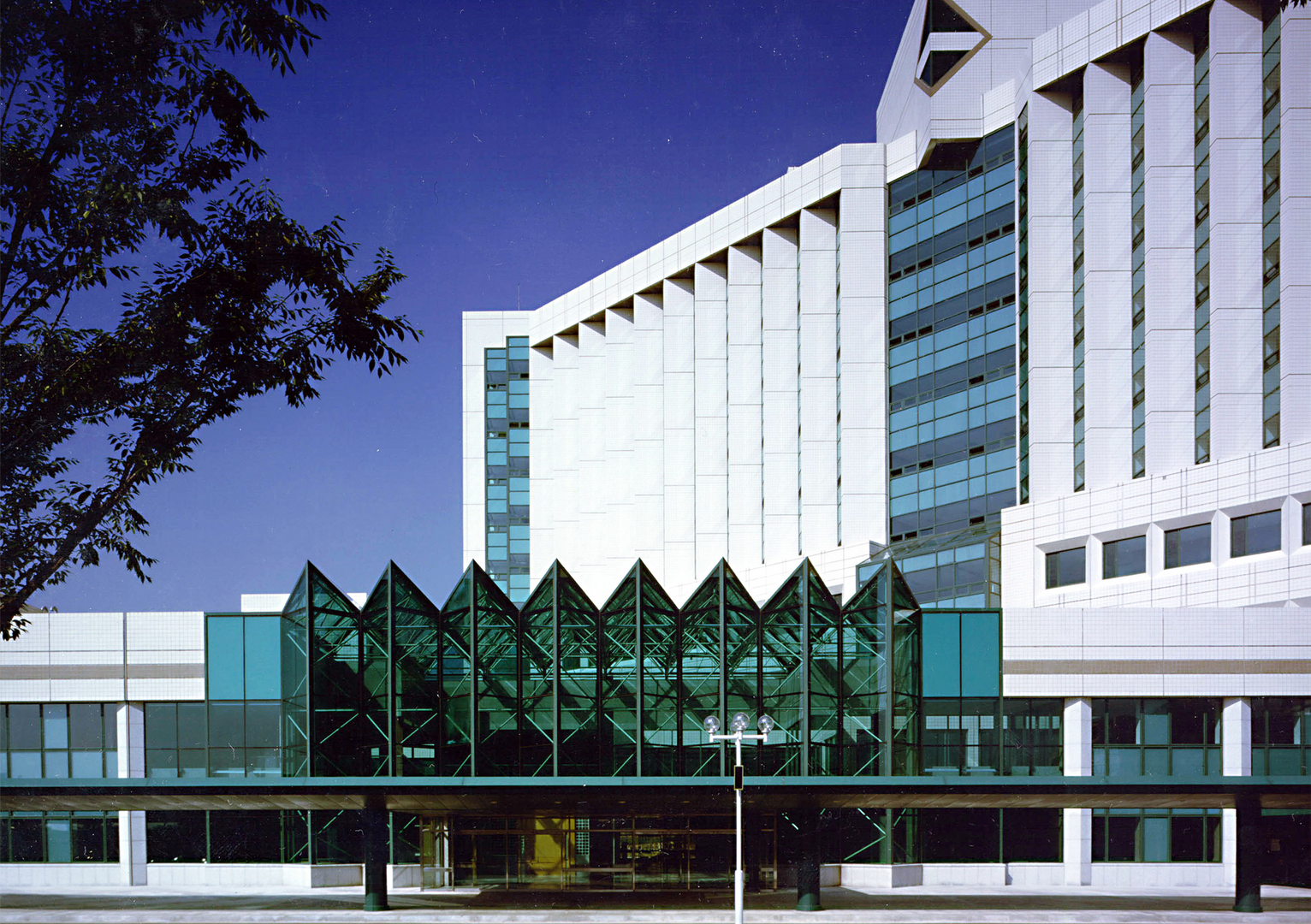 국립암센터 본관동 리모델링 공사 | 당선작 | 2020
