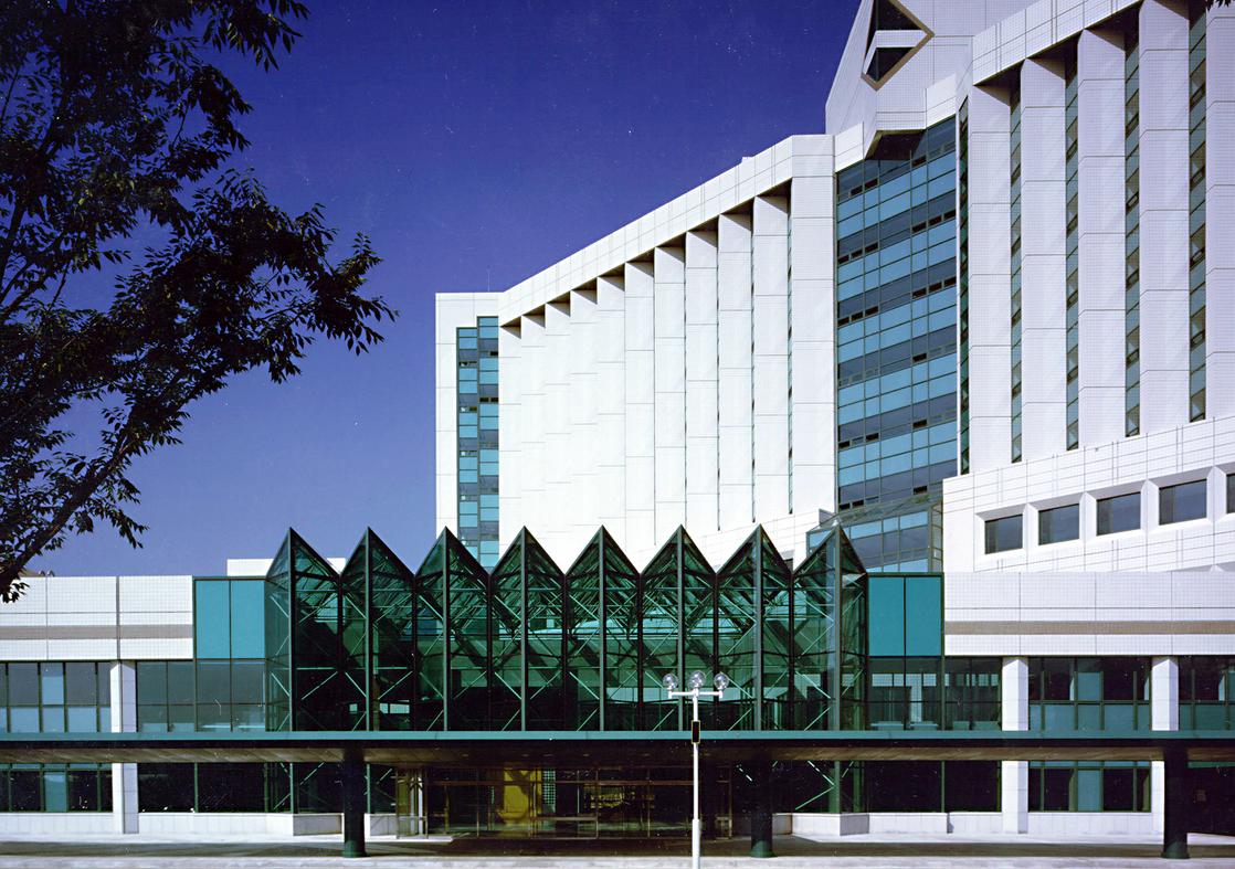 국립암센터 본관동 리모델링 공사   당선작   2020