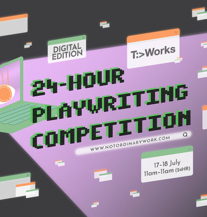 24-Hour Playwriting Competition