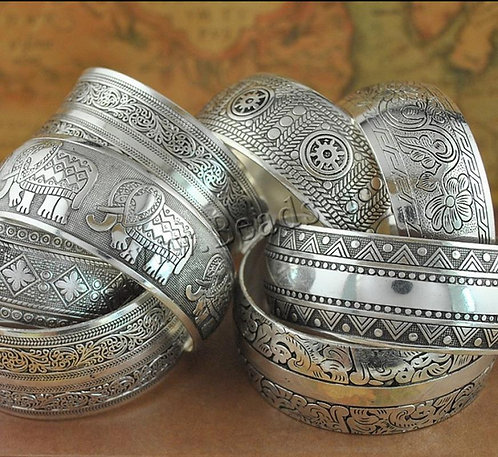 Vintage Design Cuff Bracelet