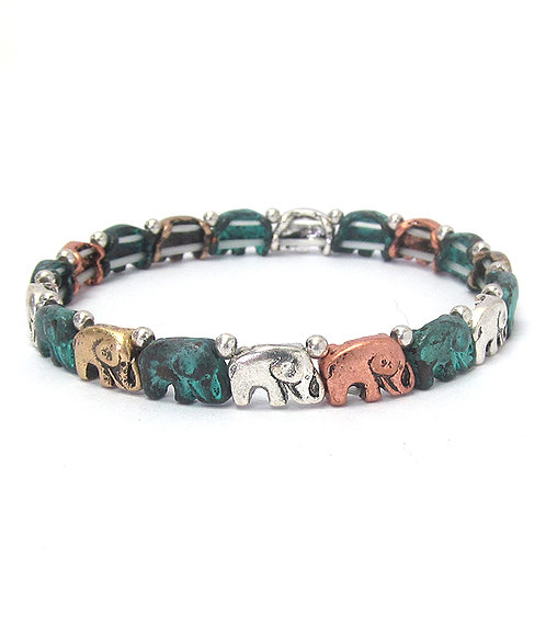 Elephant Stretch Bangle