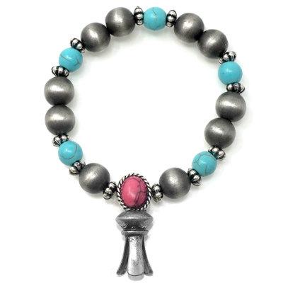 Squash Blossom Bracelet