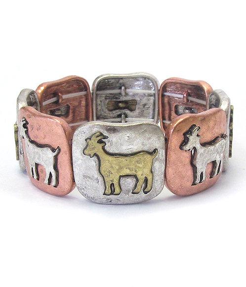 Goat Stretch Bracelet