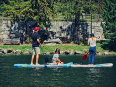 sup-paddle-famille-champex-valais