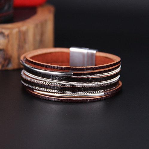Multi Cord Bracelet