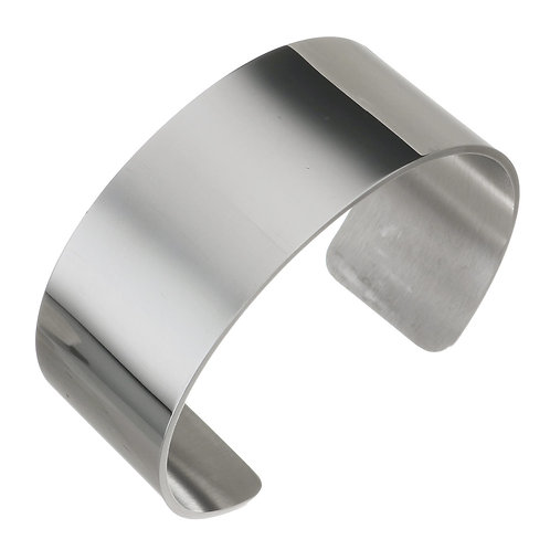 Solid Metal Cuff