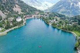 lac-champex-suisse-valais-sup-pedalos-activité-famille