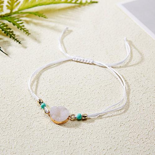 Druzy Wish Bracelet
