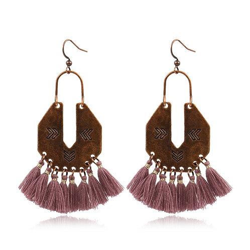 Boho Tassel  Earrings
