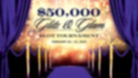Feb Glitz and Glam Slot Tournament digit