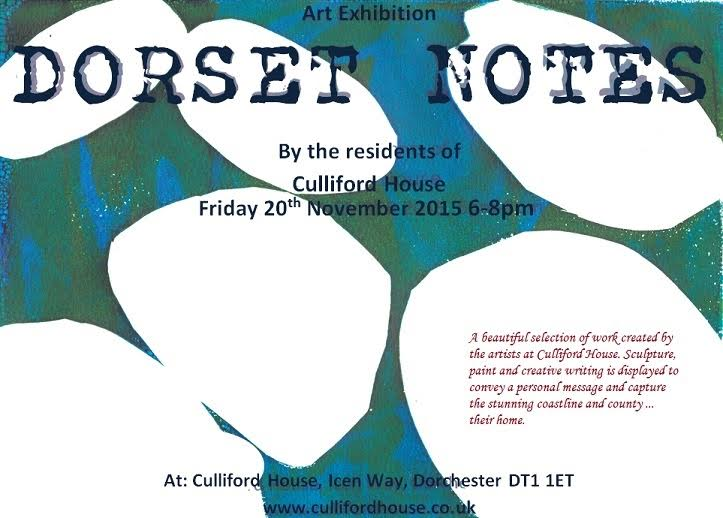 Dorset Notes Exhibition 20 Nov 2015