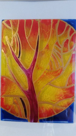 Purbeck Workshop Glass Painting