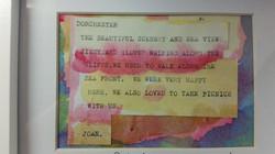 Creative writing by Joan