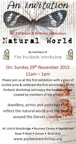 The Purbeck Workshop Invitation