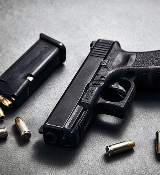 Pistola e munizioni