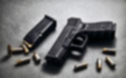 Handgun and  Ammunition